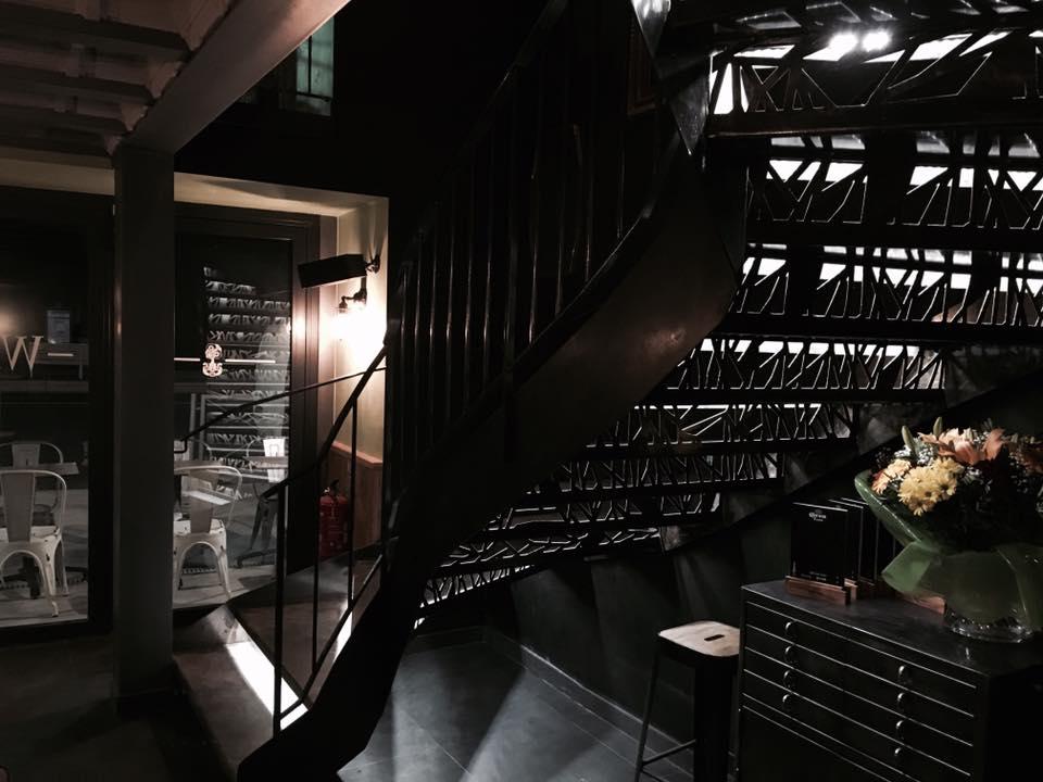 WAKA BAR - NICE - Rénovation entière d'un ancien restaurant en un bar - Juillet 2016 à Janvier 2017