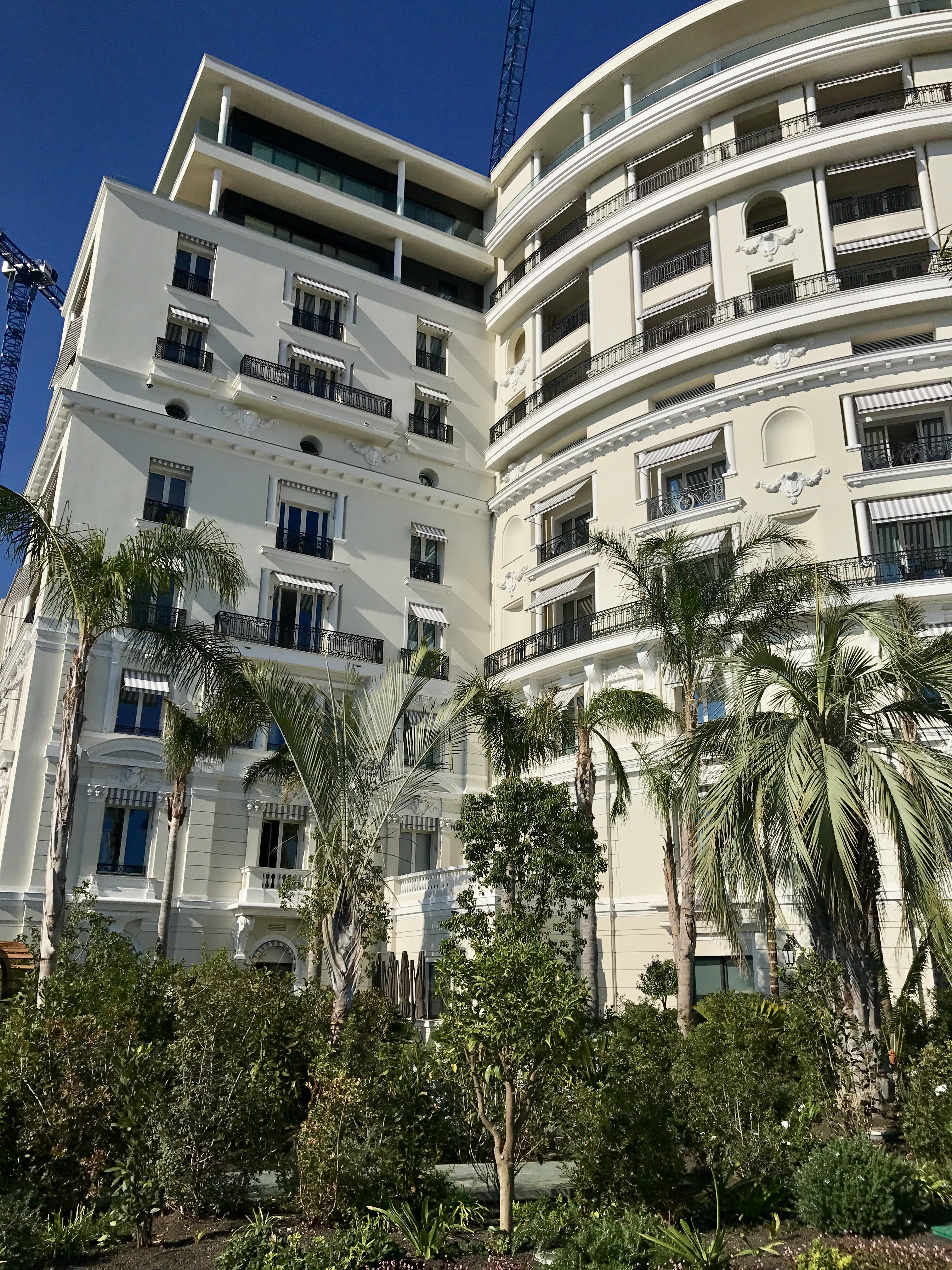HOTEL DE PARIS – MONACO