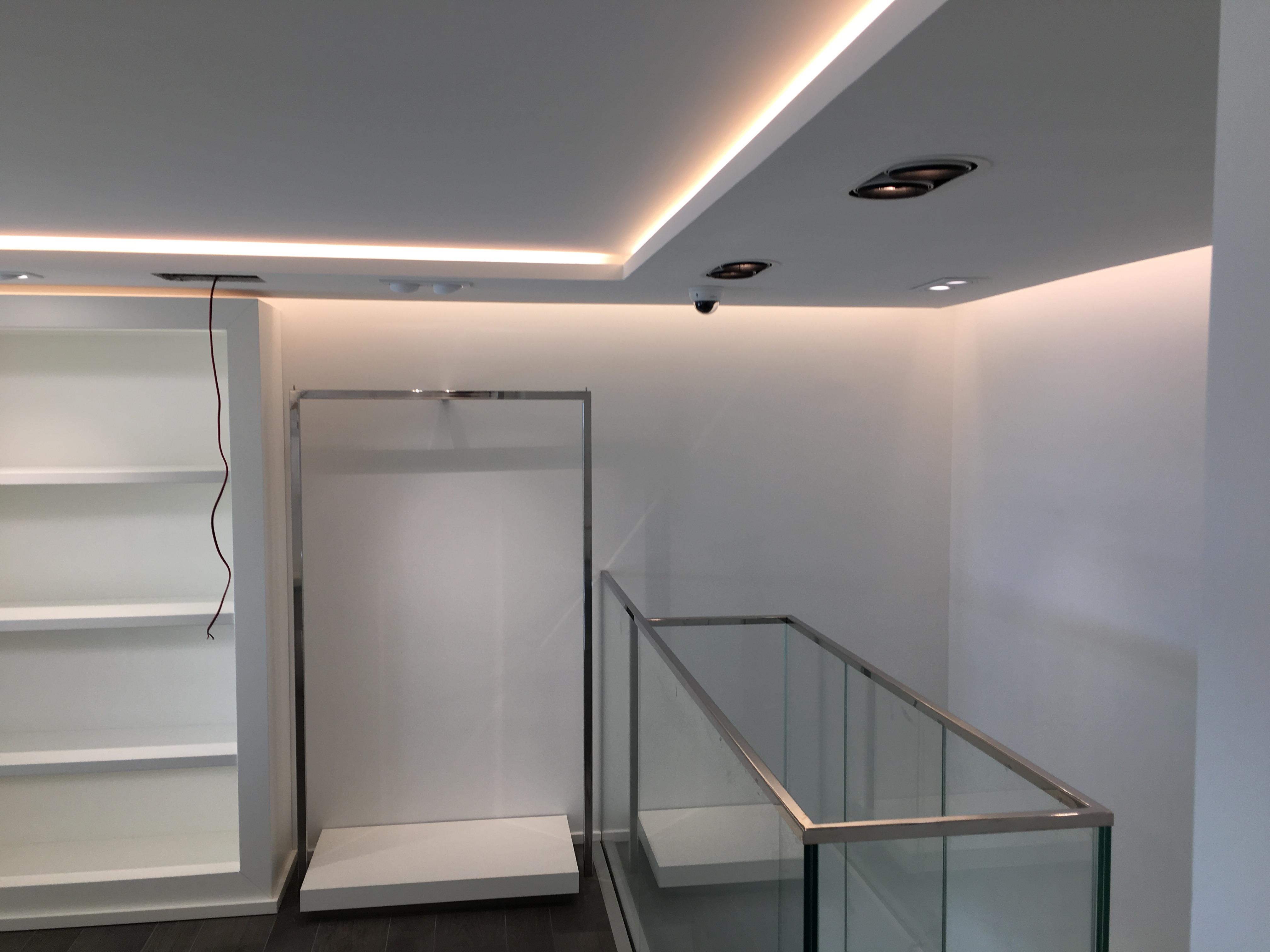 LOONA - MONACO - Rénovation intégrale d'une boutique - Septembre à Décembre 2015